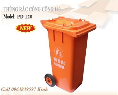 công ty sản xuất thùng rác, bán sỉ thùng rác công nghiệp, thùng rác 240l