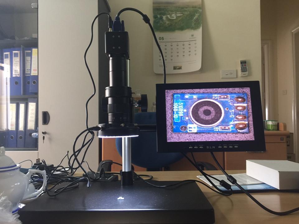 kính hiển vi kêt nối màn hinh BVM 3010103