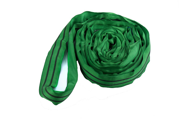 Cáp vải bản tròn 2 tấn, dài 1m (Round Sling)