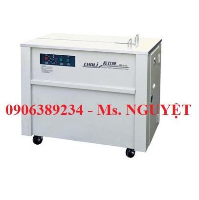 Máy đóng đai thùng carton Chali JN740