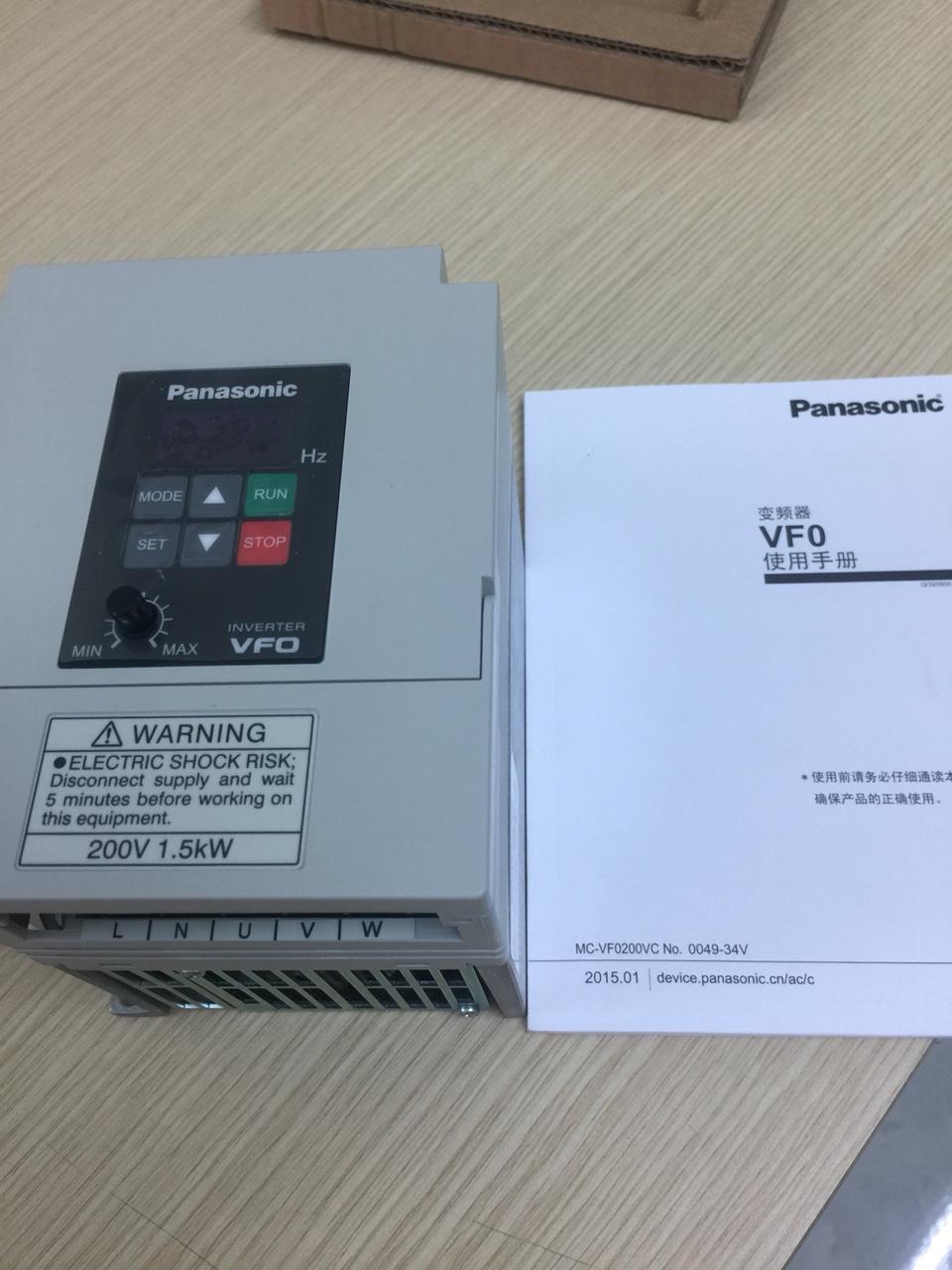 Biến tần Panasonic BFV00152GK