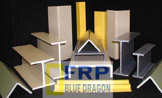 Cung cấp vật tư, tư vấn thiết kế các sản phẩm từ FRP Graitng