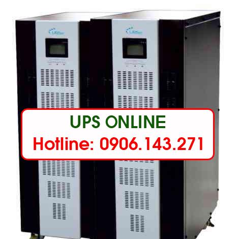 Chọn mua UPS 40kVA chính hãng tại Hà Nội