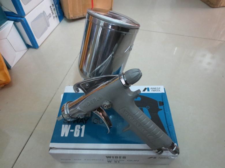 Súng phun sơn cầm tay W-61-2G