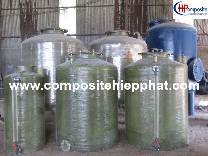 Bồn chứa nước thải công nghiệp