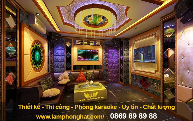 Làm phòng hát karaoke bình dân giá rẻ (P1)