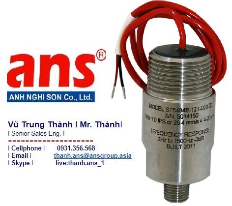 Metrix Vietnam Thiết bị đo tốc độ ST5484E