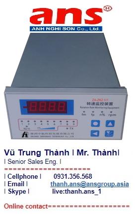 Xinda Vietnam Thiết bị giám sát tốc độ ZKZ-3T