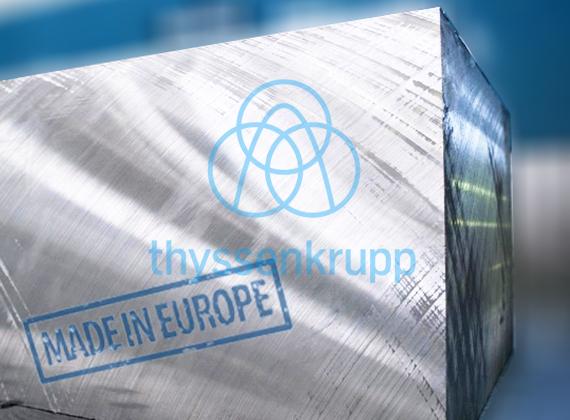 Nhôm hợp kim 7075, 6061, 5052 xuất xứ Châu Âu