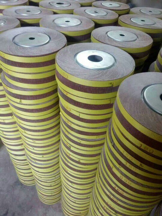 Bánh nhám 250x25x25.4 mm, #60