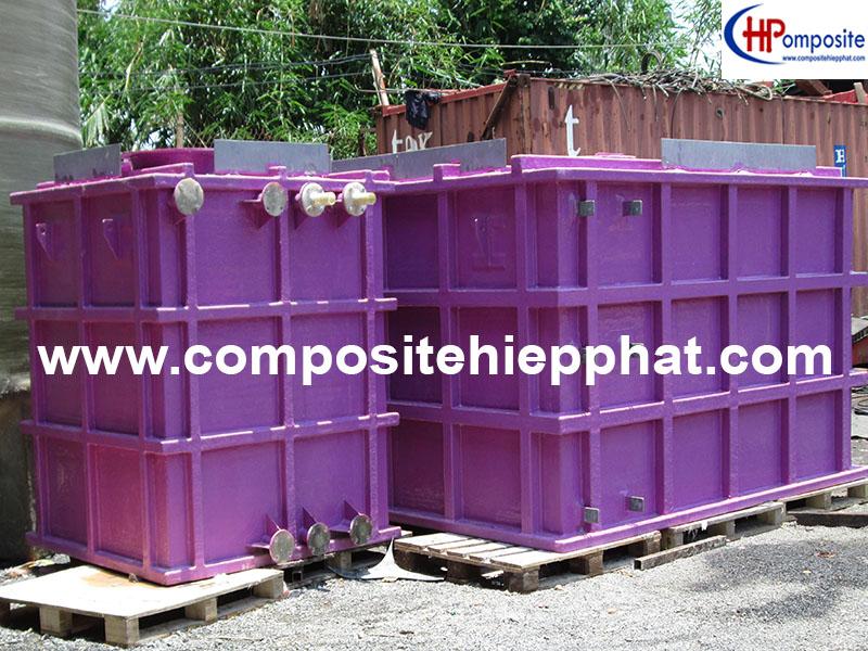 Bồn chứa nước bằng composite