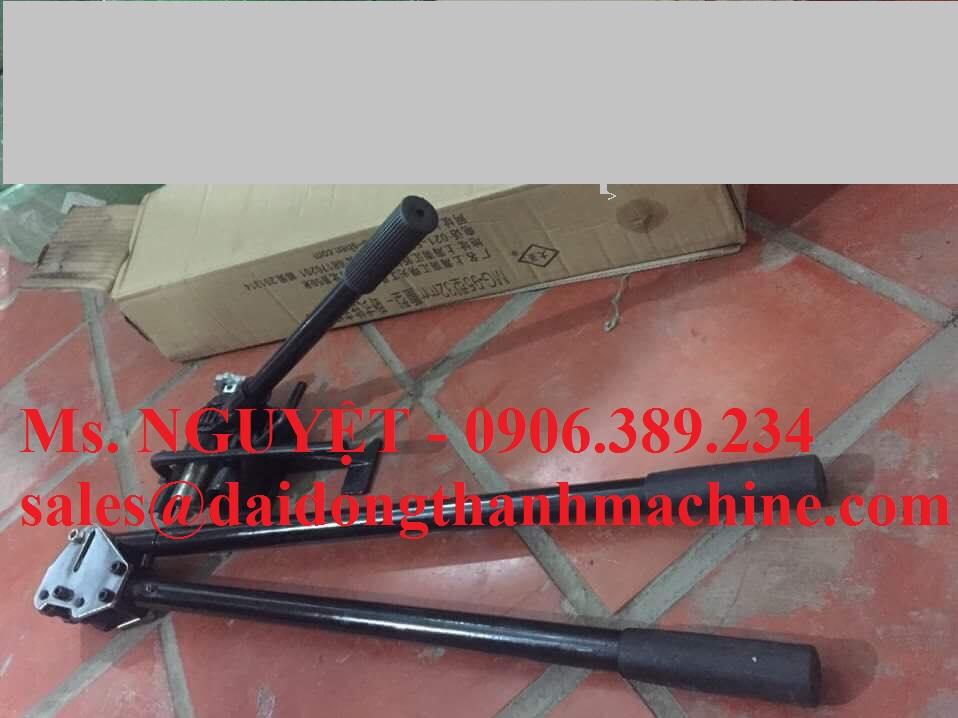 Kìm xiết đai thép s93 Đài Loan giá gốc, dụng cụ niềng đai, xiết đai thép bấm bọ sắt HCM
