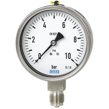 Đồng Hồ Wika 232.50.100 Pressure Gauge