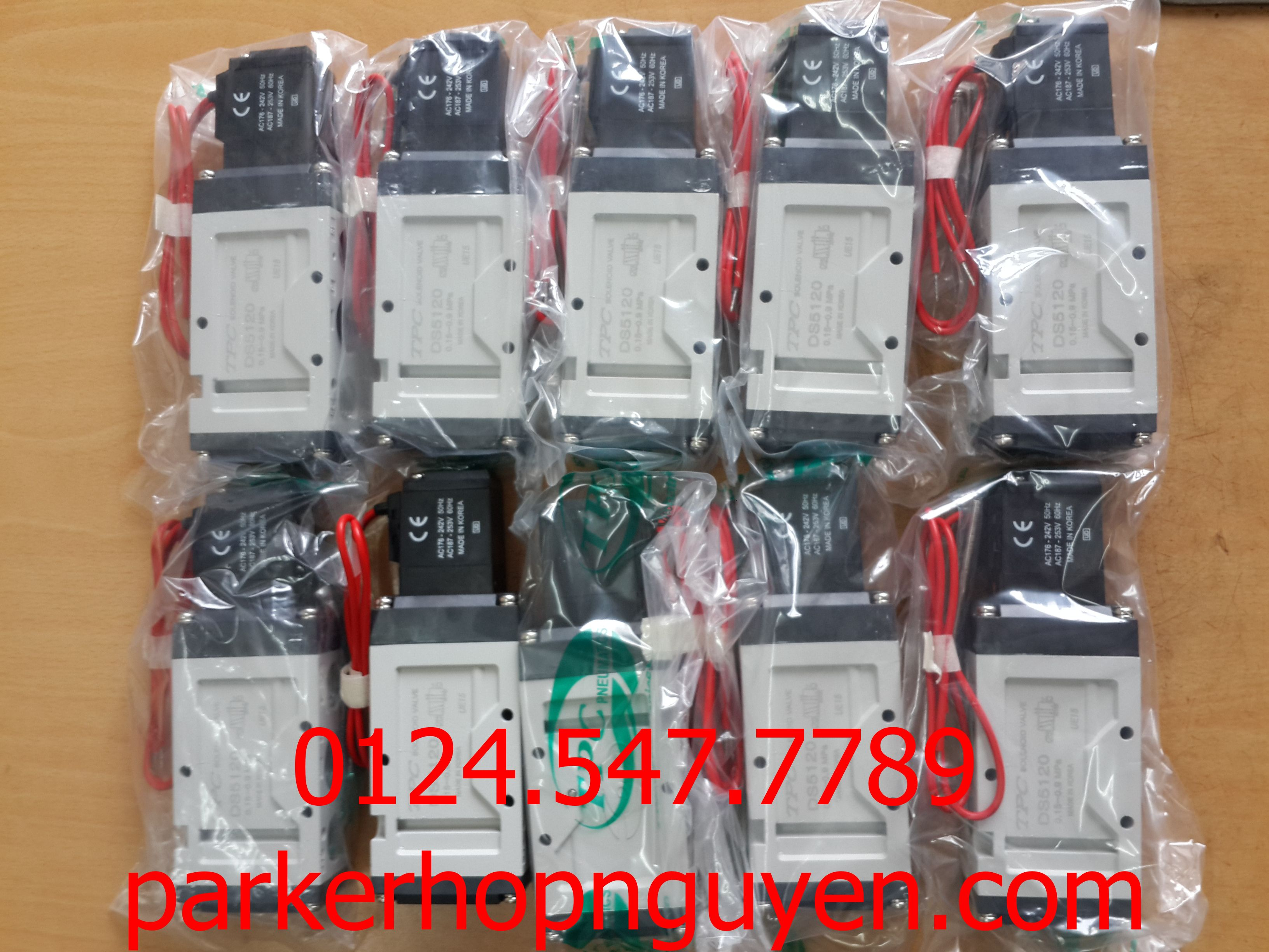 Van điện từ khí nén TPC RDS5120