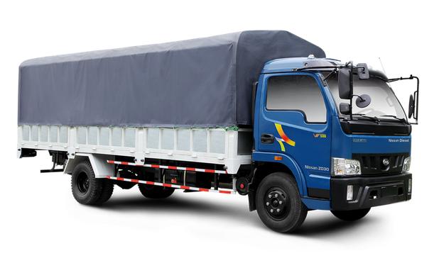 Veam vt650 tải trọng 6t5 Đời 2015