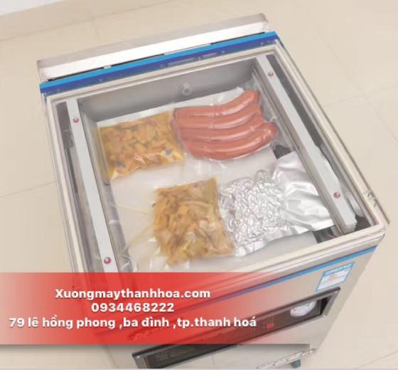 bán máy hút chân không thực phẩm giá rẻ . LH 0934468222