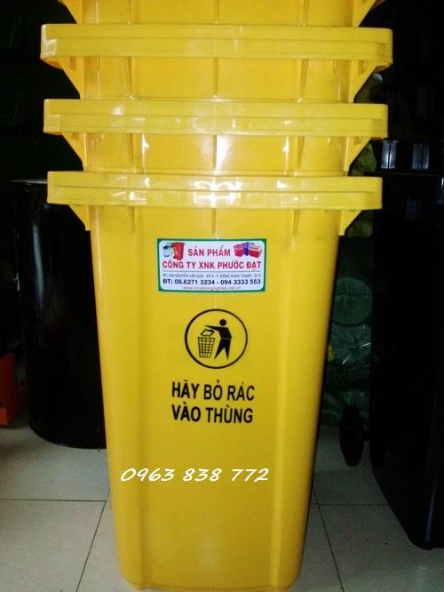 Thùng rác công nghiệp   Thùng rác giá siêu rẻ