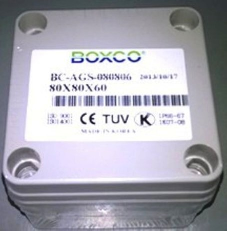 Hộp chống thấm IP66 BOXCO BC-AGS-080806
