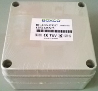 Hộp chống thấm IP66 BOXCO BC-AGS-121207