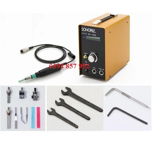 Hệ thống máy đánh bóng siêu âm /Ultrasonic Finishing System SONOFILE SF-355