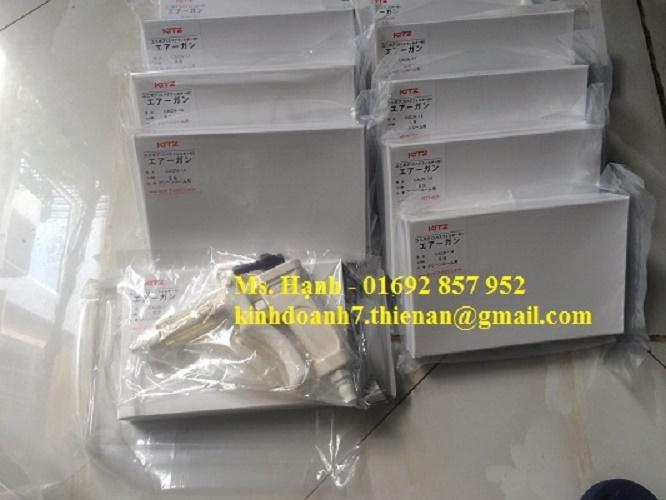 Súng khí phòng sạch Kitz CAGN-14