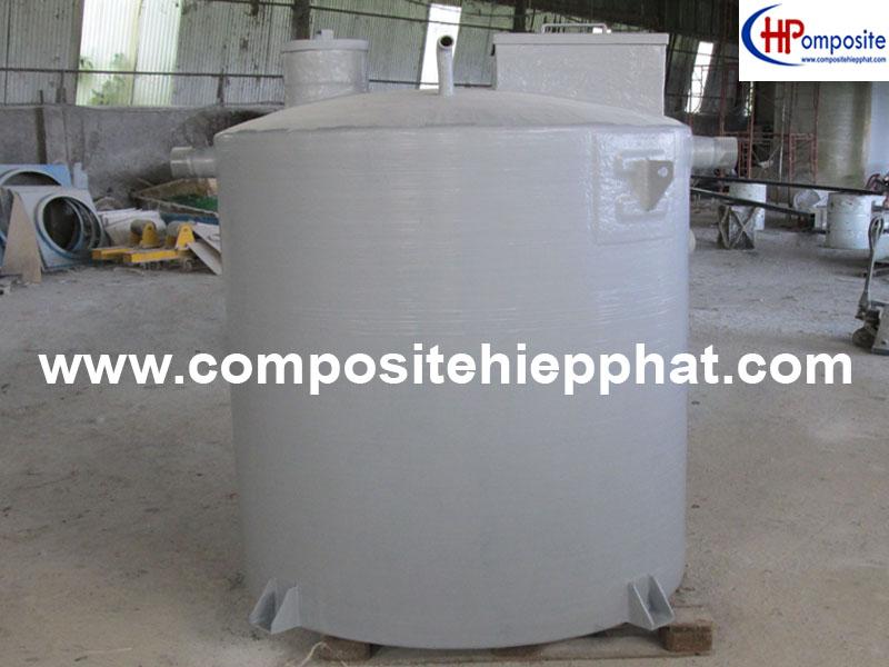 Bể chứa phốt bằng composite