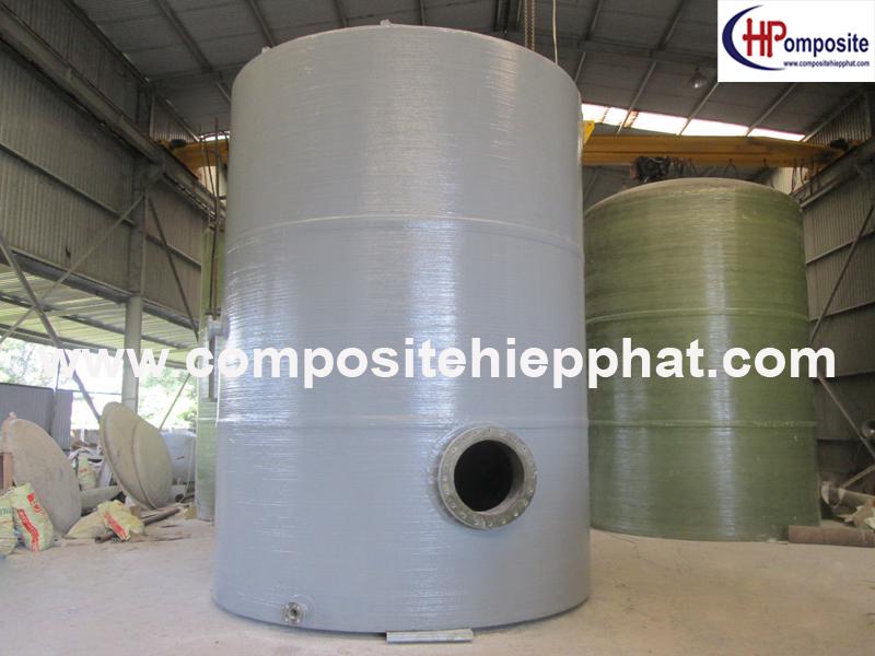 Bể composite chứa nước