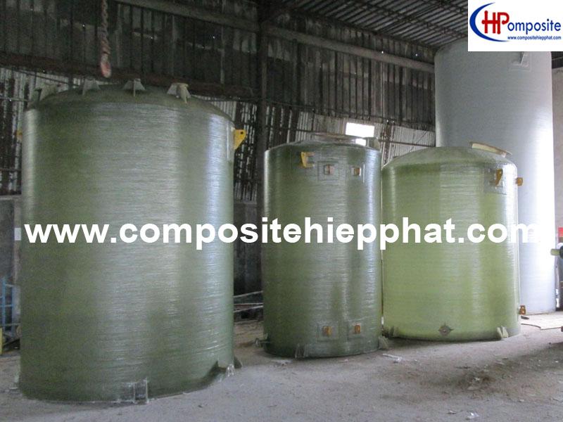Bể nhựa FRP chứa nước sạch