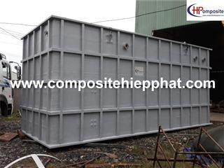 Bồn composite FRP