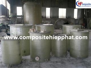 Bồn FRP chứa nước thải