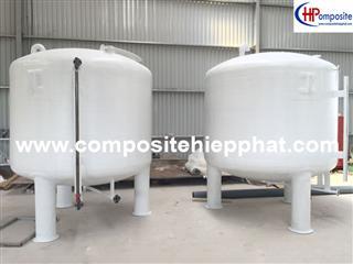 Bồn nhựa composite chứa nước mắm