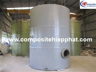 Bồn nhựa FRP chứa nước