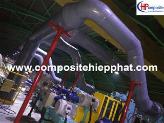 Hệ Thống ống nhựa Composite dẫn hóa chất