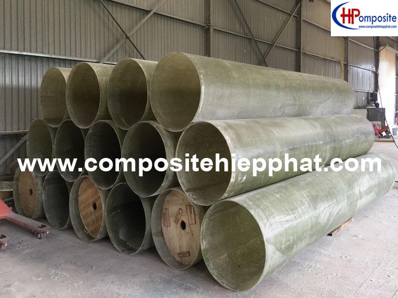 Ống nhựa composite dẫn khí thải