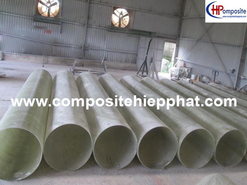 Ống nhựa composite dẫn nước thải