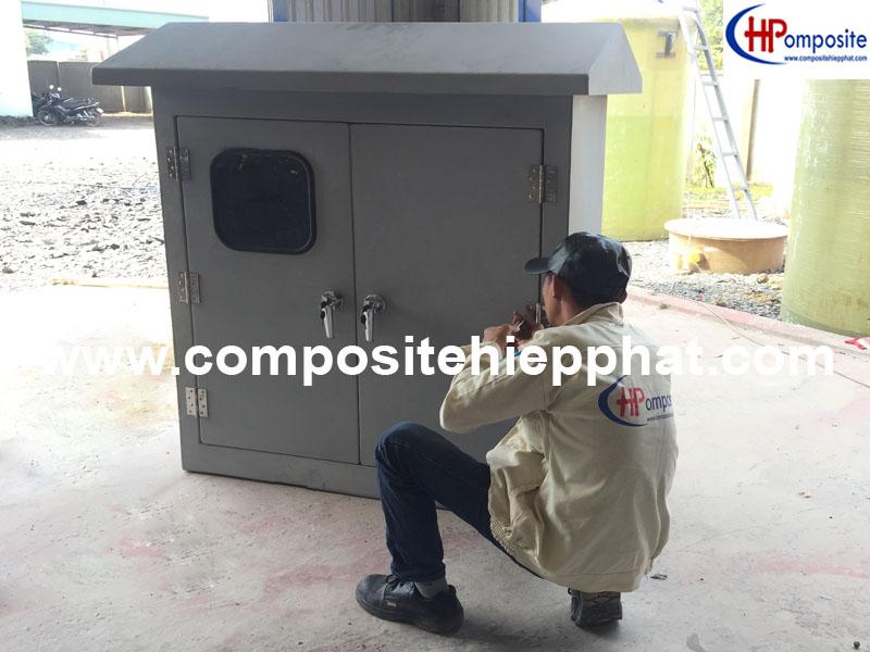 Tủ điện nhựa composite FRP