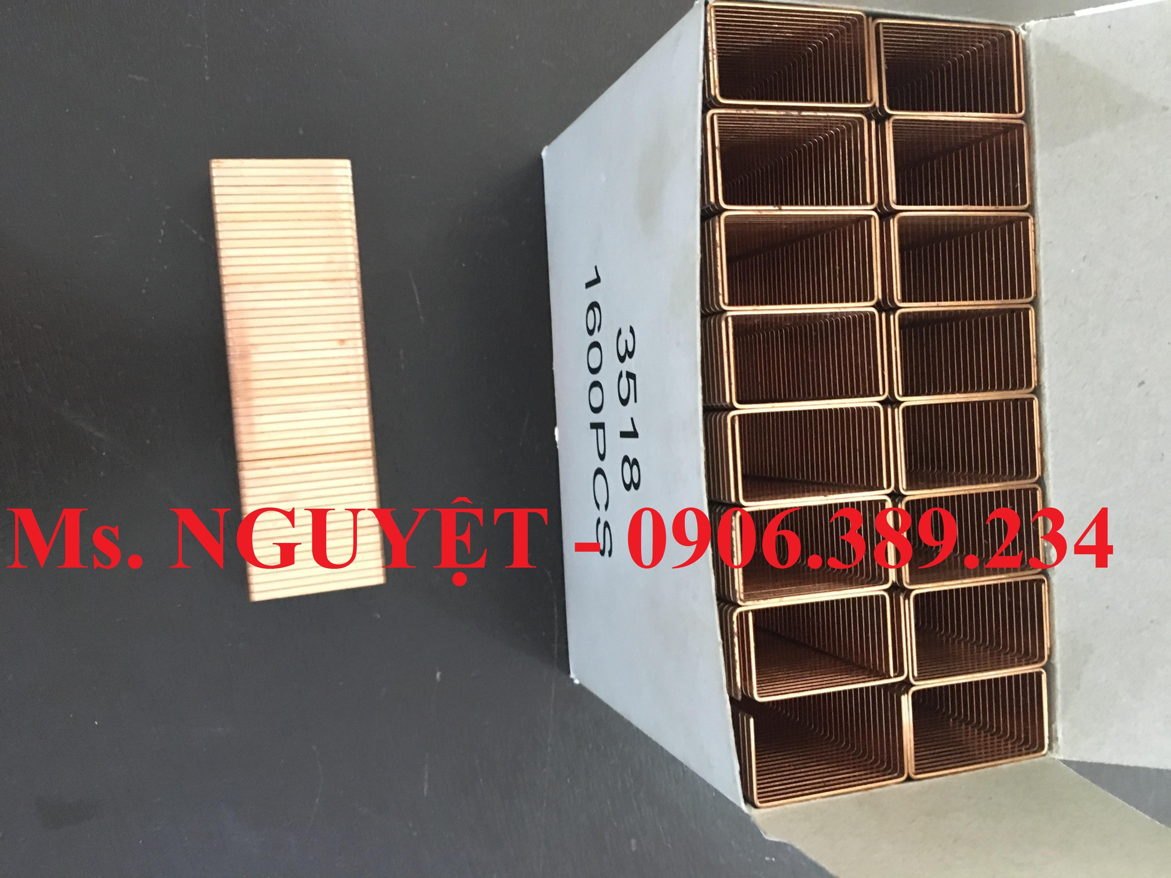 Kim Bấm Thùng Carton 3518 Đài Loan giá tốt Đồng Nai, Bình Dương, Tây Ninh, Vũng Tàu, HCM