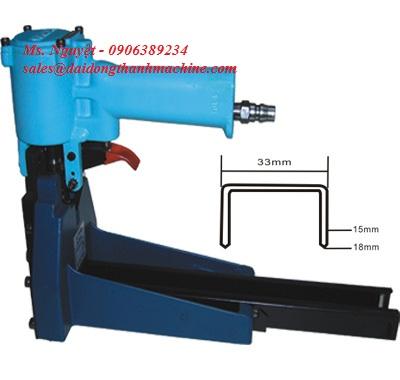Máy bấm ghim thùng catton dùng hơi khí nén ACS19