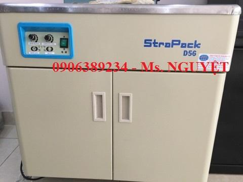 Máy đóng đai thùng D56 Strapack Nhật giá rẻ Cần Thơ, Bình Định, Hà Nội