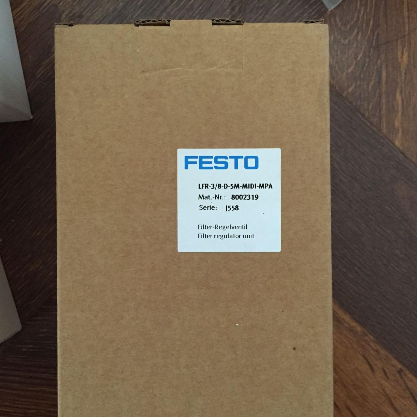 Bộ lọc hơi FESTO LFR-1/2-D-5M-MIDI-A-MPA 8002328