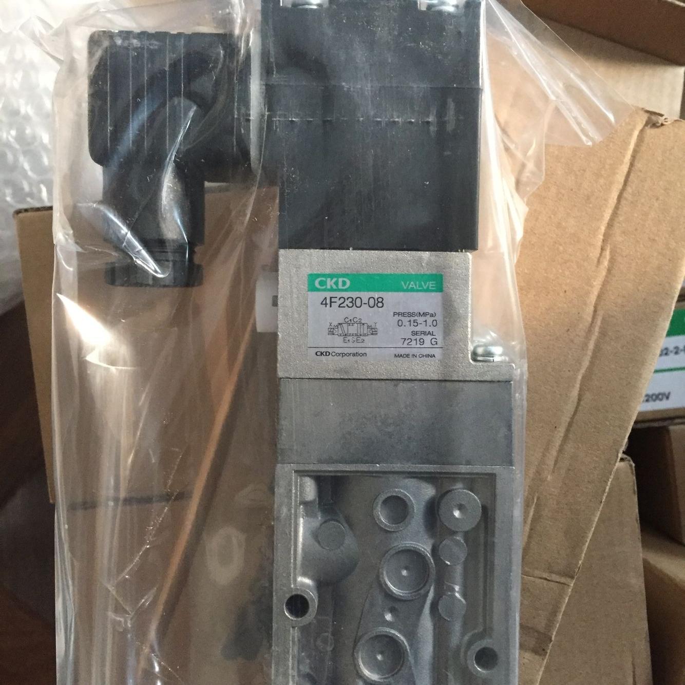 Van điện từ CKD 4F230-08