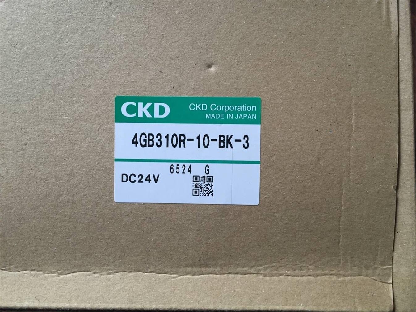 Van điện từ CKD 4GB310R-10-BK-3