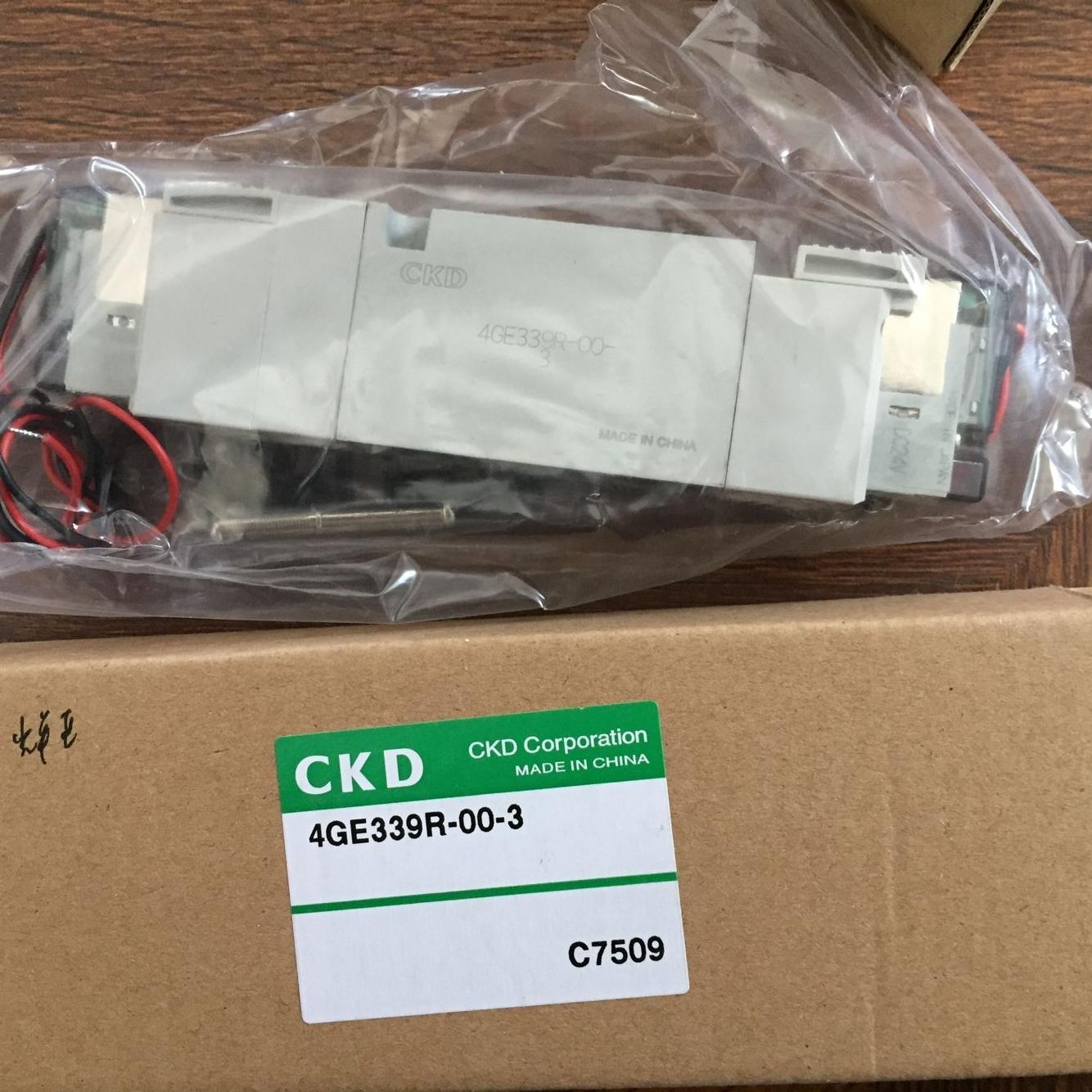 Van điện từ CKD 4GE339R-00-3