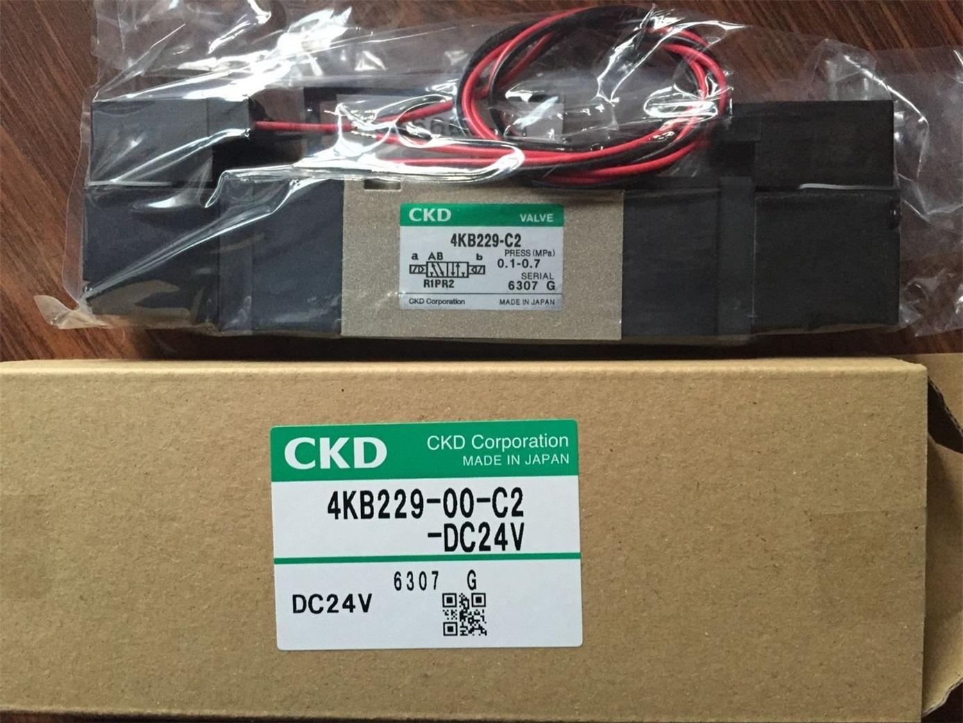 Van điện từ CKD 4KB229-00-C2-DC24V