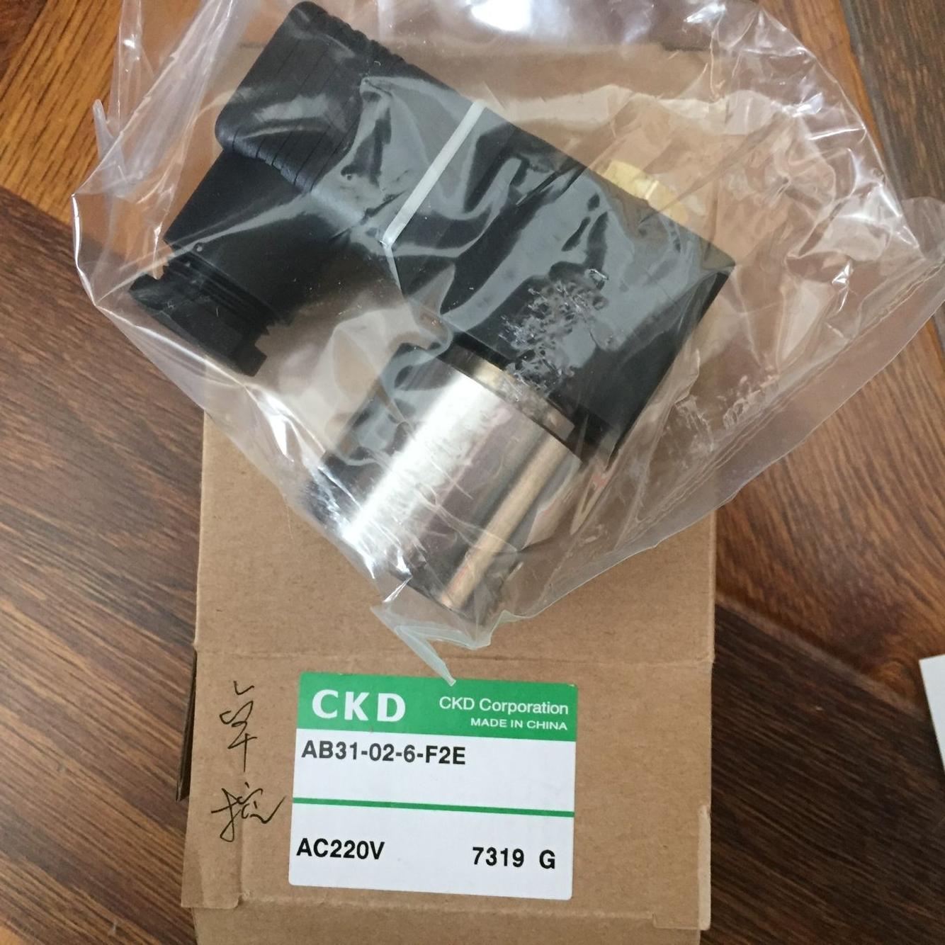 Van điện từ CKD AB31- 02-6-F2E-AC220V