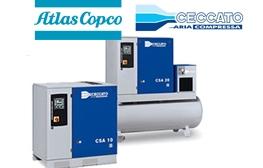 Máy nén khí Atlas copco - Ceccato sx EU