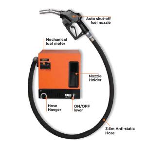 Thiết bị kiểm tra & Xuất nhập xăng dầu