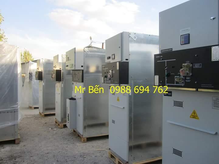 Tủ điện trung thế Batel Thổ Nhỹ Kỳ