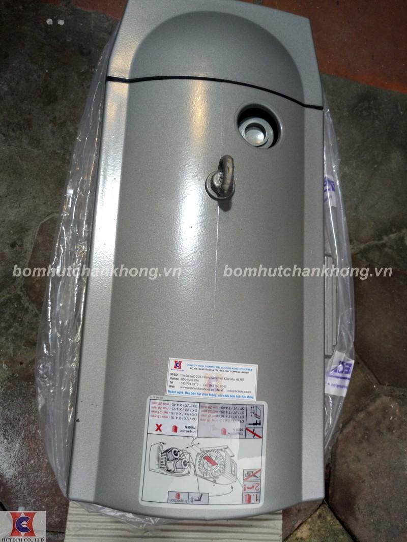 Bán bơm hút chân không Becker khô tại Hà Nội