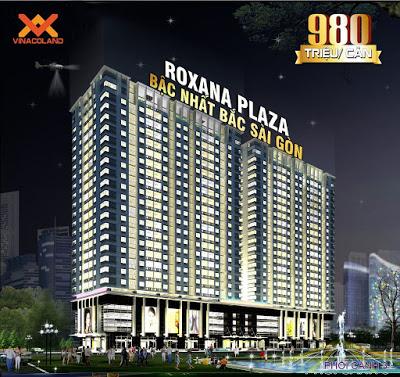 Roxana Plaza dự án căn hộ hot nhất hiện nay.